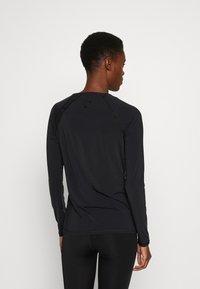 ONLY PLAY Tall - ONPPERFORMANCE - Print T-shirt - black - 2