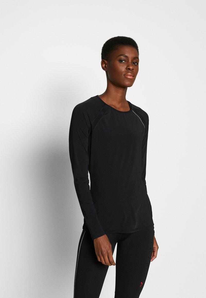 ONLY PLAY Tall - ONPPERFORMANCE - Print T-shirt - black
