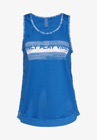 ONLY PLAY Tall - ONPANGILIA TRAINING TALL - Top - imperial blue/white - 0
