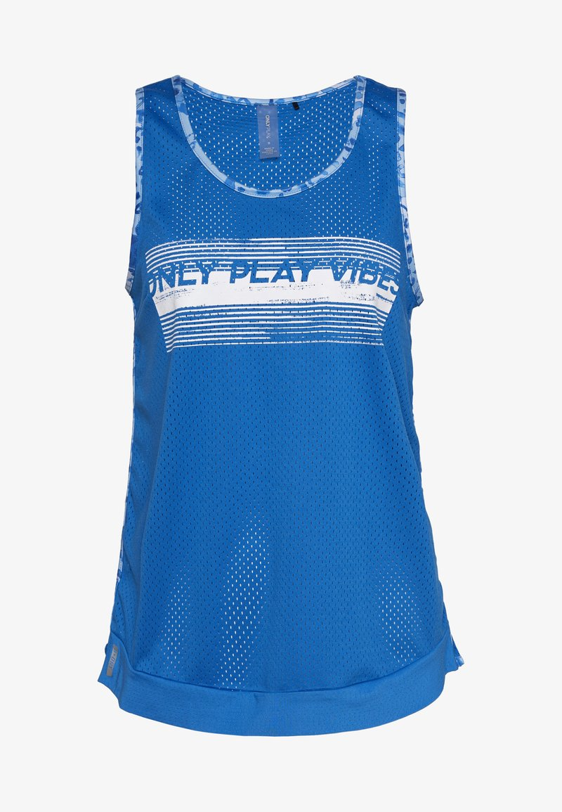 ONLY PLAY Tall - ONPANGILIA TRAINING TALL - Top - imperial blue/white