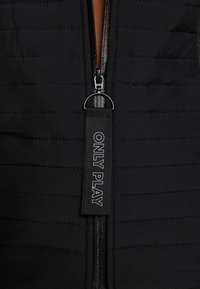 ONLY PLAY Tall - ONPJOLINA PADDED SHORT JACKET - Overgangsjakker - black - 5