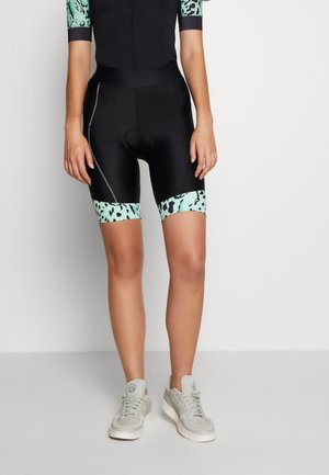 ONPPERFORMANCE BIKE TALL - Shorts - black/green ash