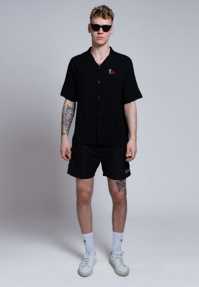 Overhemd - noir