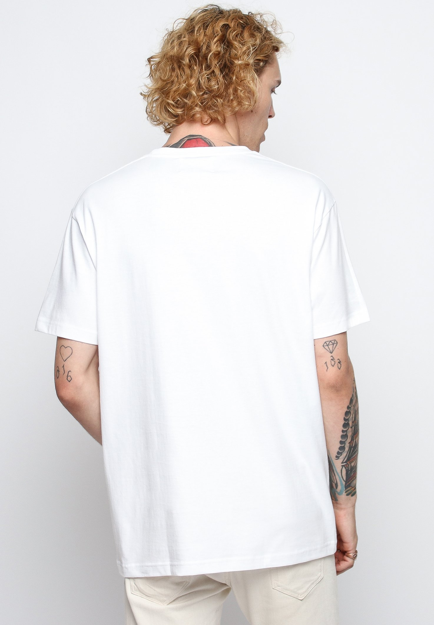 On Vacation T-shirt Con Stampa - White ydDSsa8
