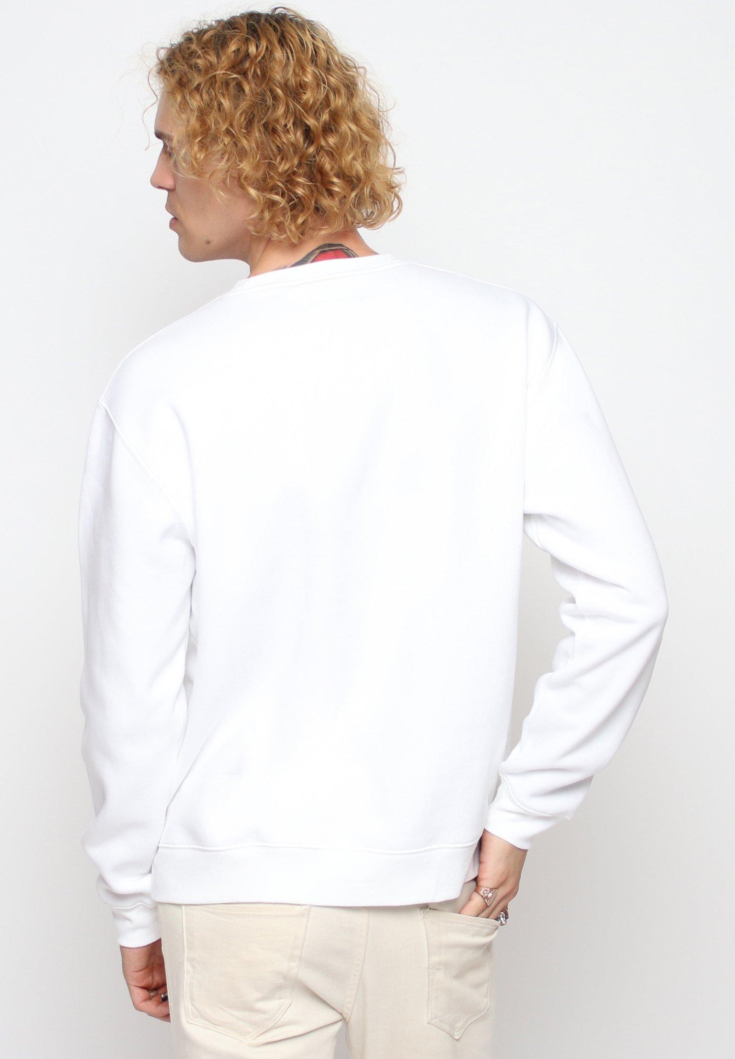 On Vacation Sweatshirt white