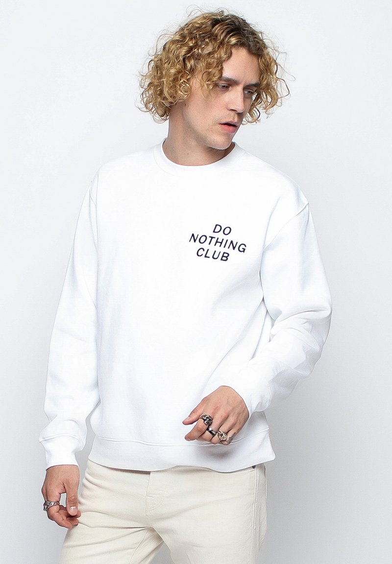 On Vacation - Sweatshirt - white