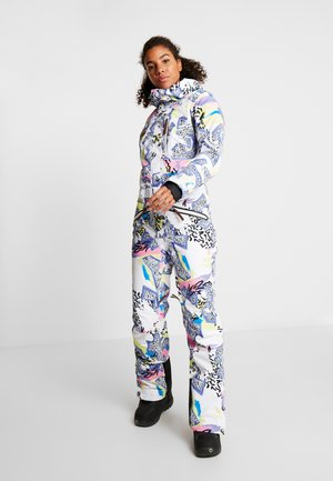 NARLAKA FEMALE FIT - Snow pants - multi-coloured
