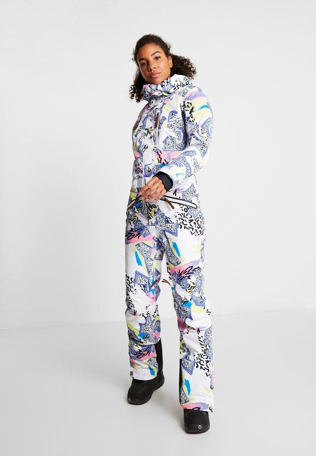 NARLAKA FEMALE FIT - Snow pants - multi-coloured
