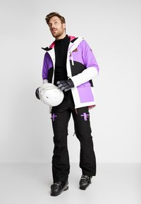 OOSC - FRESH POW - Spodnie narciarskie - black - 1
