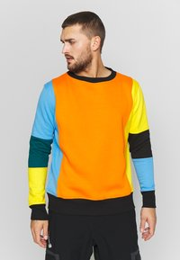 OOSC - CARLTON  - Felpa - orange/blue/green/black/yellow - 0