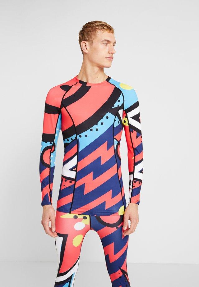 FRESH PRINCE - Undershirt - multi-coloured