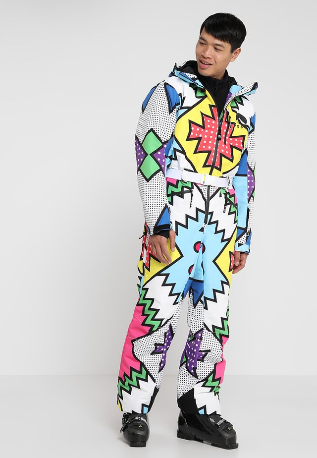 DAY TRIPPER - Snow pants - multi coloured