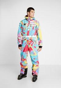 OOSC - XOXO - Spodnie narciarskie - multicolor - 0