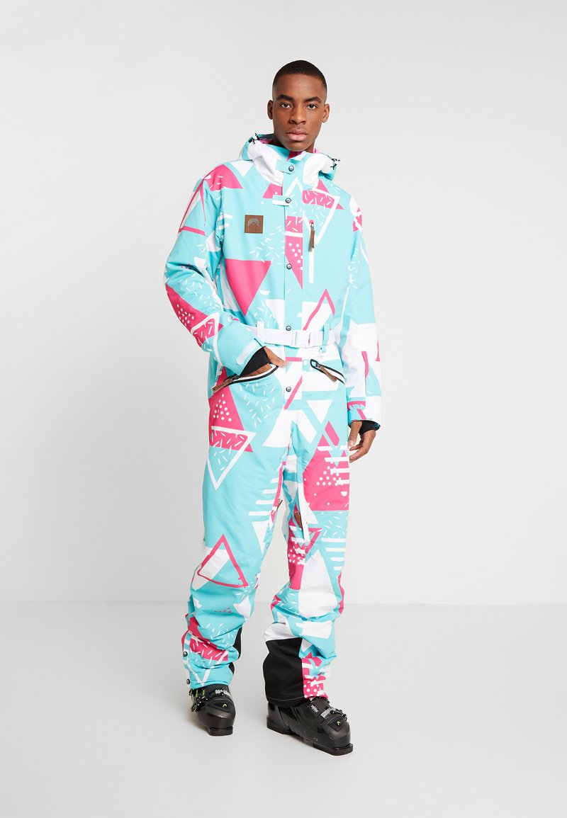 OOSC - EVERY DAY IS A SATURDAY - Pantalon de ski - multicolor