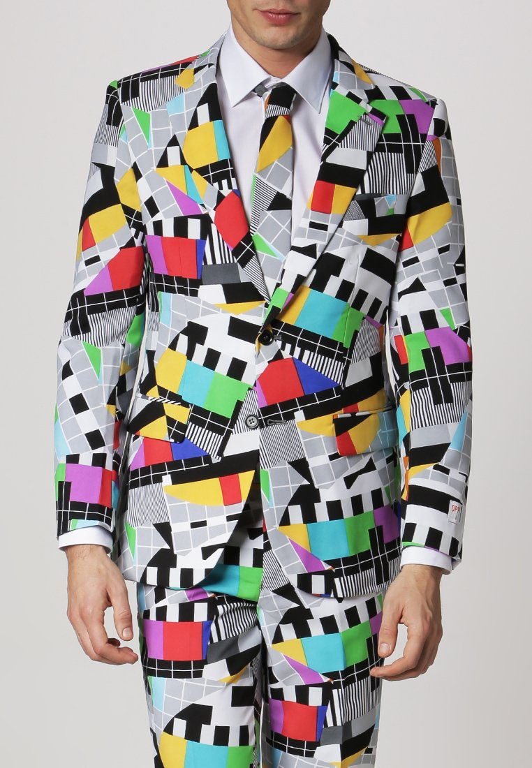 OppoSuits - Oblek - bunt