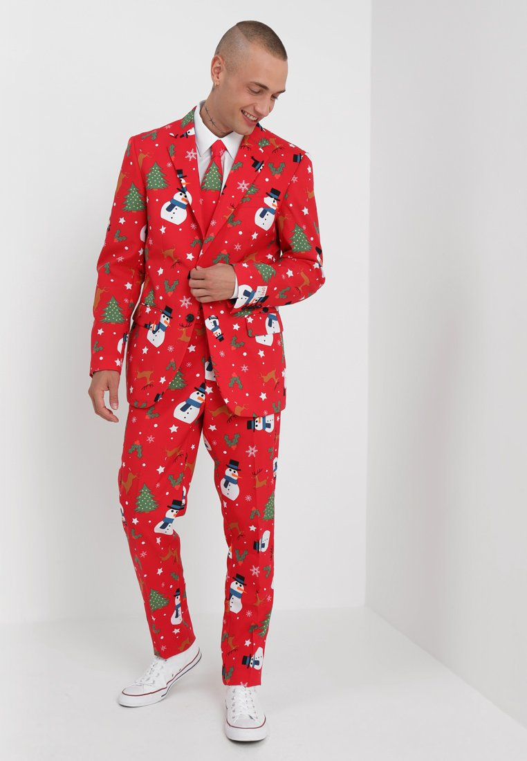 OppoSuits - Suit - red