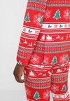 OppoSuits - WINTER WONDERLAND - Dress - red