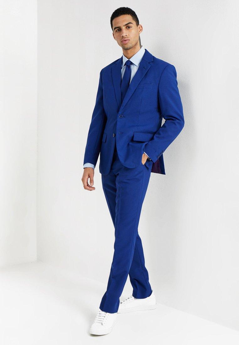 OppoSuits - NAVY ROYALE - Anzug - blue
