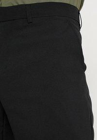 OppoSuits - KNIGHT - Oblek - black - 6