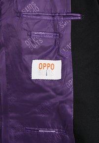 OppoSuits - KNIGHT - Kostuum - black - 9