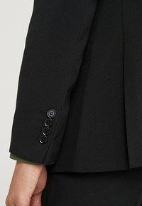 OppoSuits - KNIGHT - Oblek - black - 8