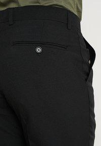 OppoSuits - KNIGHT - Oblek - black - 7