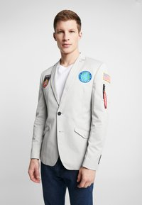 OppoSuits - ASTRONAUT - Giacca - space grey - 0