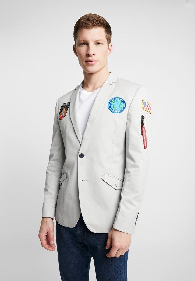 ASTRONAUT - Blazer jacket - space grey