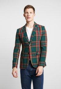 OppoSuits - TARTEN - Blazer jacket - pine green - 0