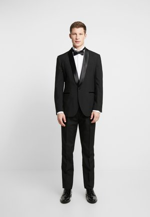 JET SET TUXEDO - Dress - black