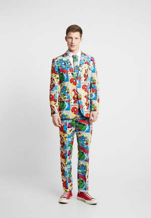 MARVEL COMICS SET - Suit - multicolor