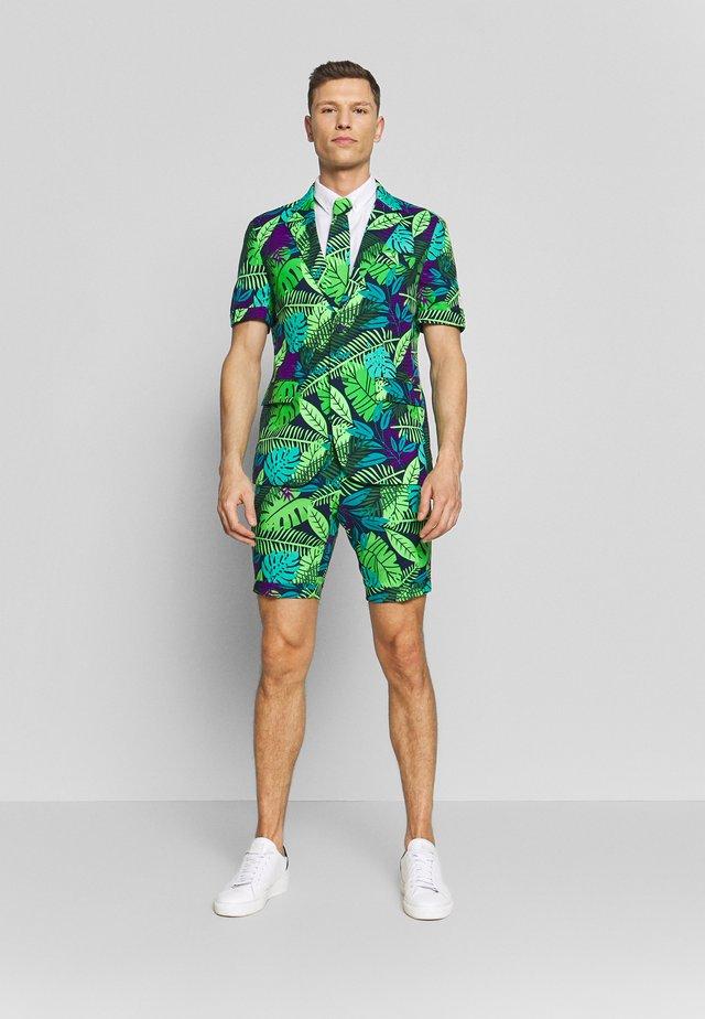 SUMMER JUICY JUNGLE - Oblek - green