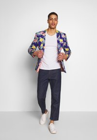 OppoSuits - TROPICAL FLOWERS - Blazer jacket - blue - 1