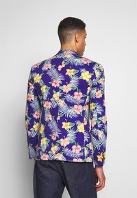OppoSuits - TROPICAL FLOWERS - Blazer jacket - blue - 2