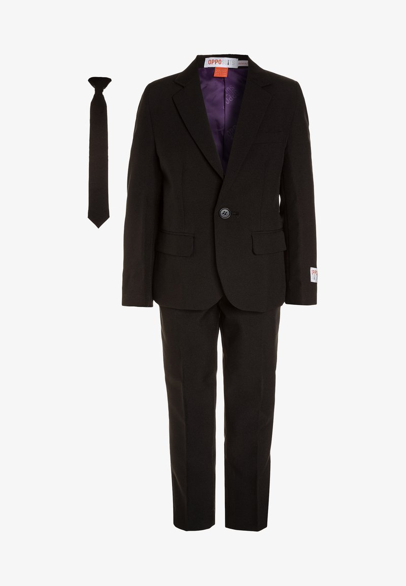 OppoSuits - BOYS KNIGHT SET - Oblek - black