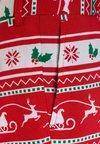OppoSuits - TEEN BOYS WINTER WONDERLAND SET  - Dressjakke - dark red