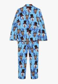 OppoSuits - KIDS WINTER WINNER - Suit - blue - 1
