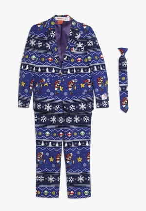 KIDS MERRY MARIO - Suit - navy