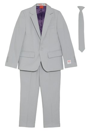 KIDS GROOVY SET - Blazer jacket - grey