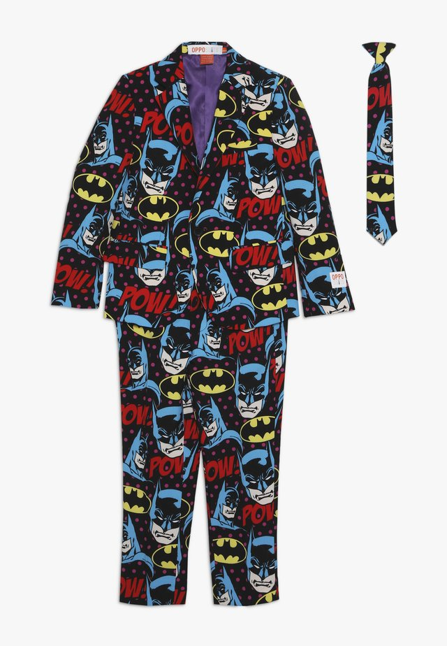 KIDS THE DARK KNIGHT™ - Marynarka - blue/red/yellow
