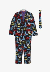 OppoSuits - KIDS THE DARK KNIGHT™ - Blazer jacket - blue/red/yellow - 6