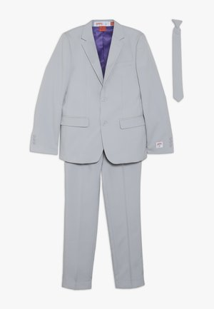 TEENS GROOVY SET - Blazer jacket - grey