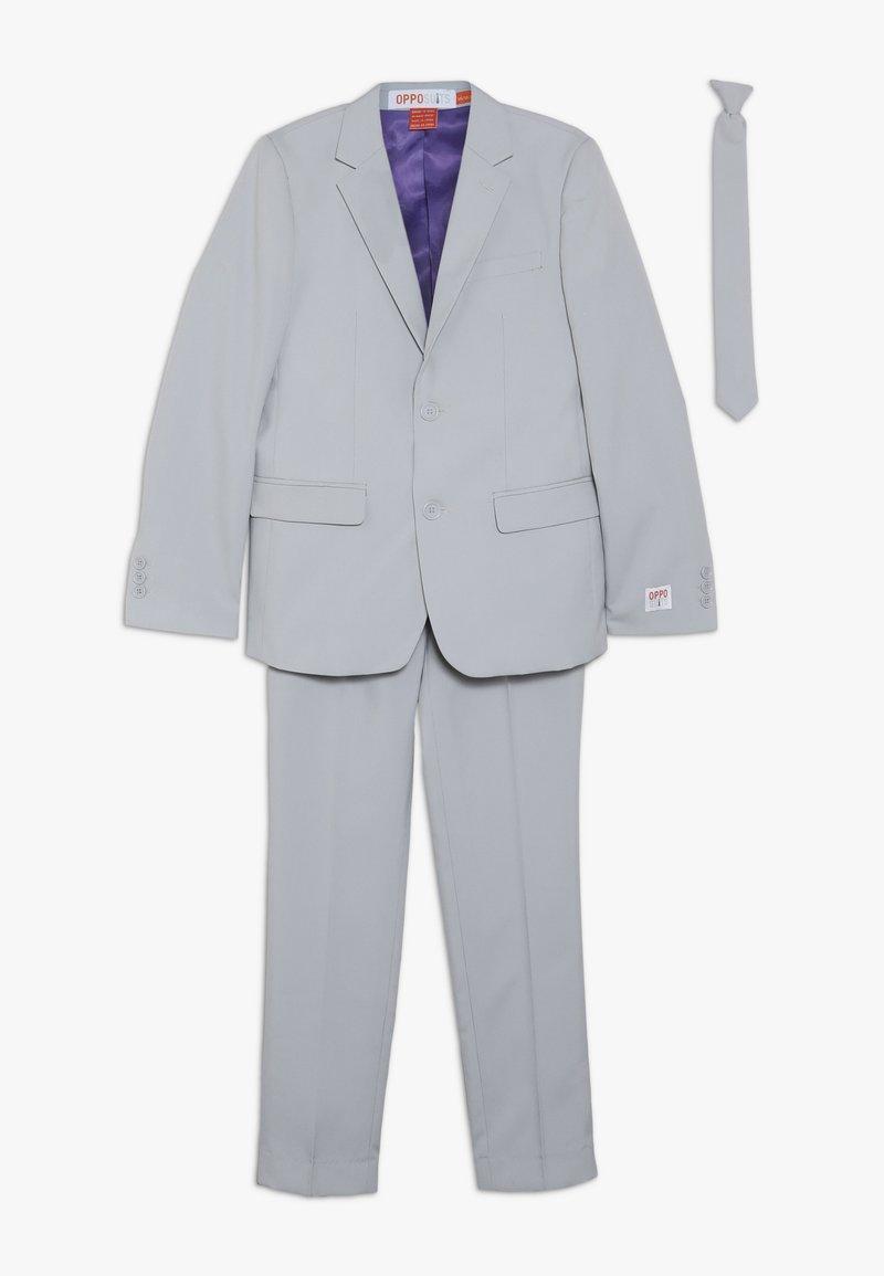 OppoSuits - TEENS GROOVY SET - Blazer jacket - grey