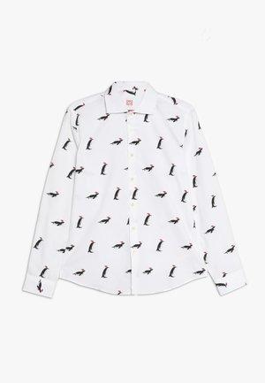 TEENS CHRISTMAS PENGUINS  - Shirt - white