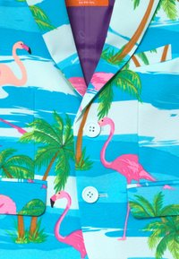 OppoSuits - FLAMINGUY - Suit - light blue/pink - 4