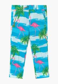 OppoSuits - FLAMINGUY - Suit - light blue/pink - 2