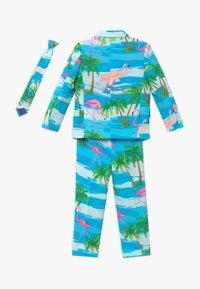OppoSuits - FLAMINGUY - Suit - light blue/pink - 1