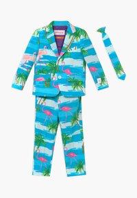 OppoSuits - FLAMINGUY - Suit - light blue/pink - 0