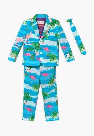 FLAMINGUY - Suit - light blue/pink