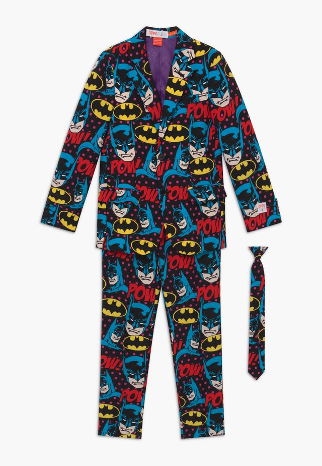 THE DARK KNIGHT™ SET - Puku - black/blue